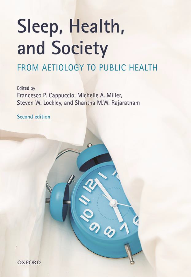 Sleep, Health, and Society - book cover