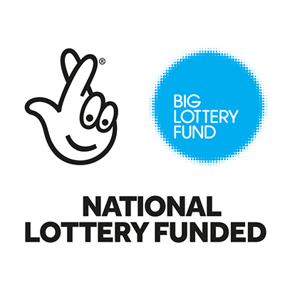 National Lottery England - Big Lottery Fund