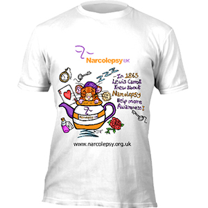 T shirt design - Lewis Carroll